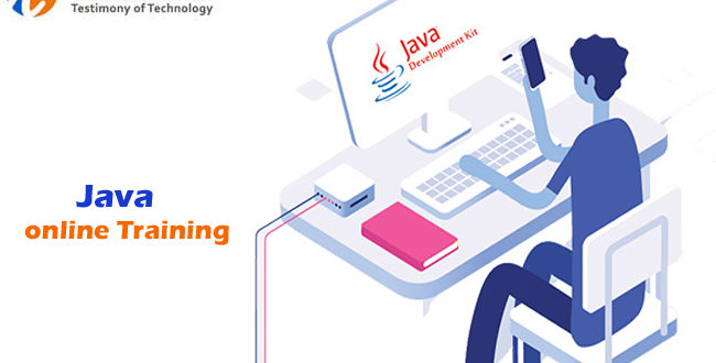 krish soft Java online training